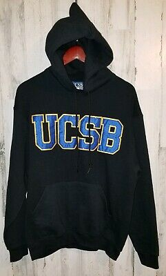 University Of California Santa Barbara Gauchos UCSB Pullover Hoodie S M L XL 2XL