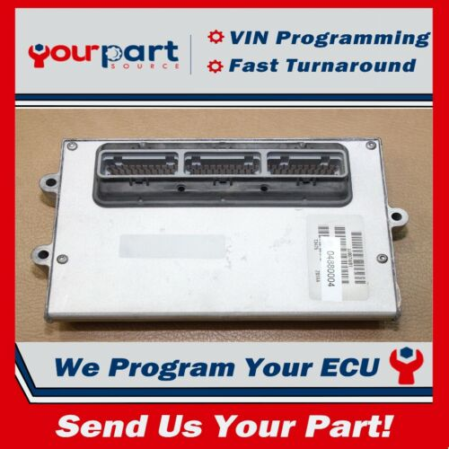 VIN PROGRAMMING SERVICE 1997 JEEP WRANGLER TJ 2.5L 4.0L ECU PCM ENGINE COMPUTER