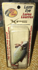 Bass Pro Shops XPS Lazer Eye Deep Diving Crankbait 3//4oz Phantom
