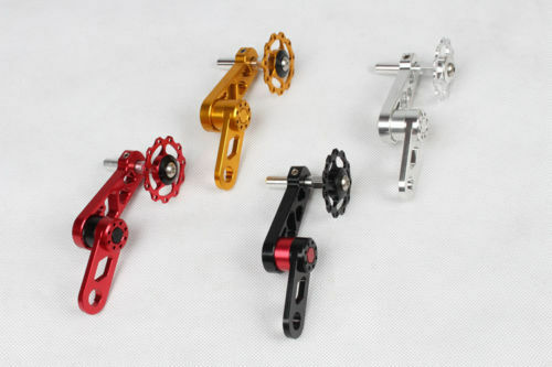 MTB Mountain Bike Single Speed Oval Chainring Converter Bicycle Chain Tensioner