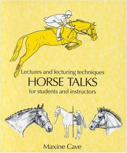 1 of 1 - Horse Talks,Maxine Cave,Maggie Raynor
