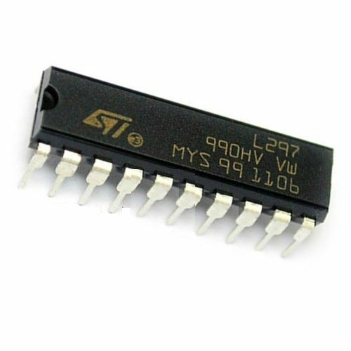 L297 DIP-20 Integrated Circuit from ST Microelectronics