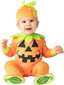 Jack O Lantern Pumpkin Child Baby Infant Costume NEW