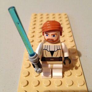 Lego-Star-Wars-Minifig-Obi-Wan-Kenobi-Clone-Wars-7676-7753-7931-9525-Minifigure