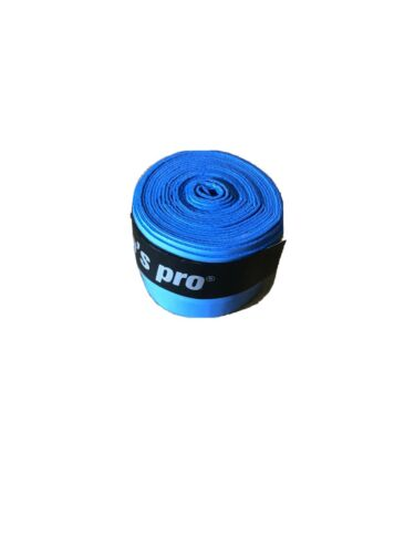 Squash Badminton Rackets BLUE pros pro Tacky overgrip For Tennis