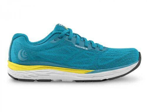 Col.aqua//Gelb Damenschuhe Running Topo Athletic Fli-Lyte 3