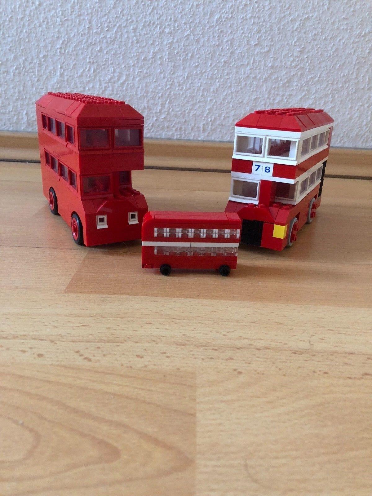 Lego London London London Bus collection 10258 40220 760 313 Tower Bridge ca35d5