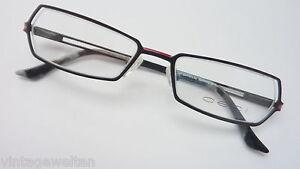 Sonnenbrillen Ceci Brille Frauen Schwarz-rot Jugendlich Federscharnier Metall Fetzig Size S Wohltuend FüR Das Sperma Damen-accessoires