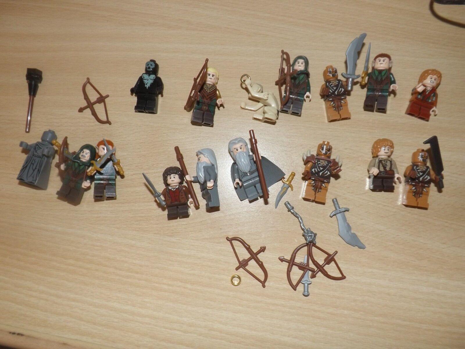 Lego Hobbit  Figuren 16 St.