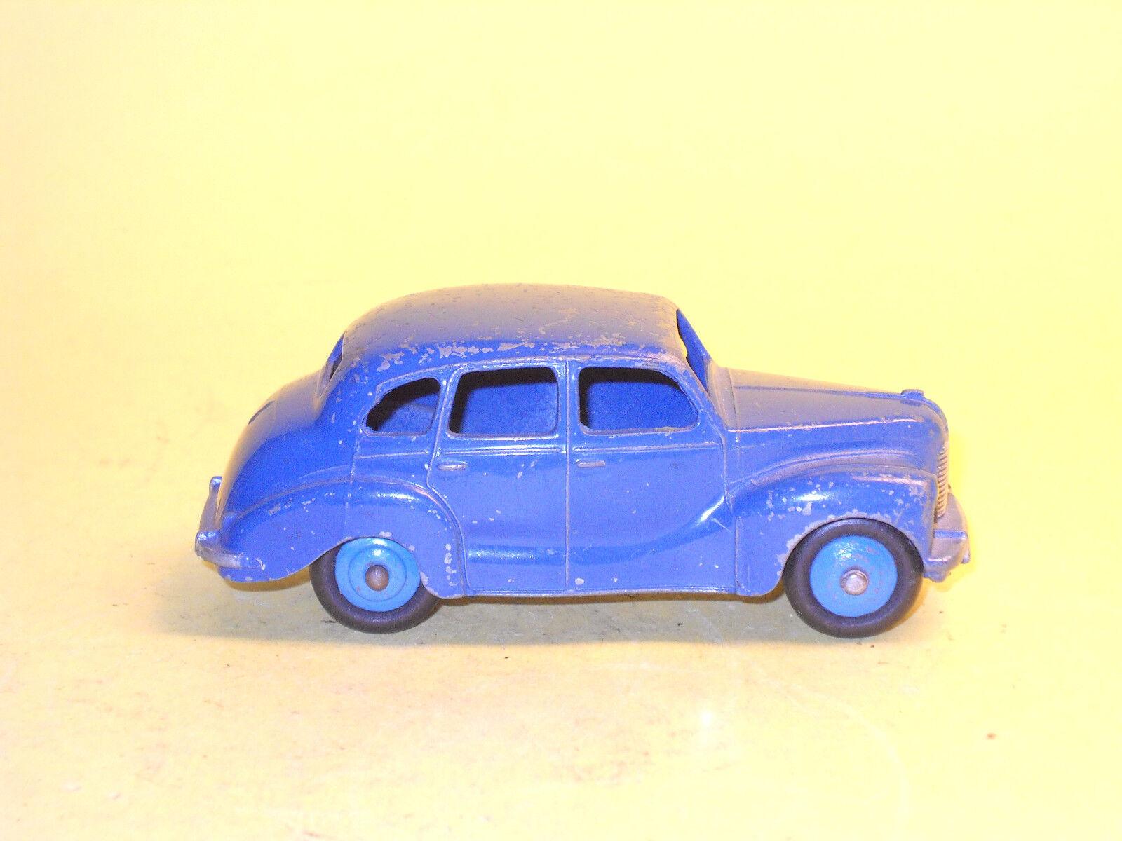 Dinky Toys 40d Austin Devon Devon Devon en Azul, hecho en Inglaterra 187c9c
