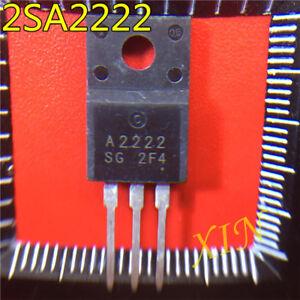 1pairs-2SA2222-2SC6144-A2222-C6144-TO-220F-Transistor