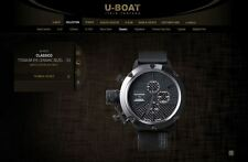 U-Boat Classico Titanium IPB Ceramic Bezel - 53 (Limited Edition - 300 Units -)