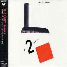 B-2 Unit by Ryuichi Sakamoto (CD, Mar-2005, CBS Records)