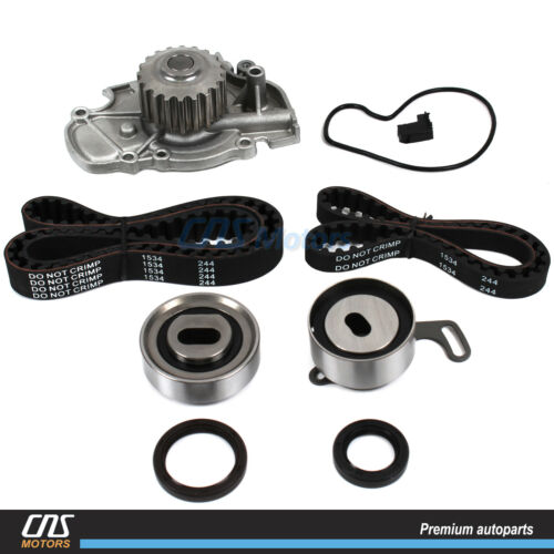 Timing Belt Kit /& Water Pump for 94-02 Honda Accord Odyssey Acura CL Isuzu Oasis