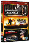True Grit / No Country For Old Men / Shutter Island (DVD, 2011, 3-Disc Set)