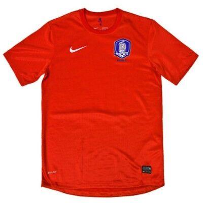 ADIDAS Korea Team Short Sleeve Soccer Football Red Uniform 448371 611 </p>                     </div>   <!--bof Product URL --> <!--eof Product URL --> <!--bof Quantity Discounts table --> <!--eof Quantity Discounts table --> </div>                        </dd> <dt class=