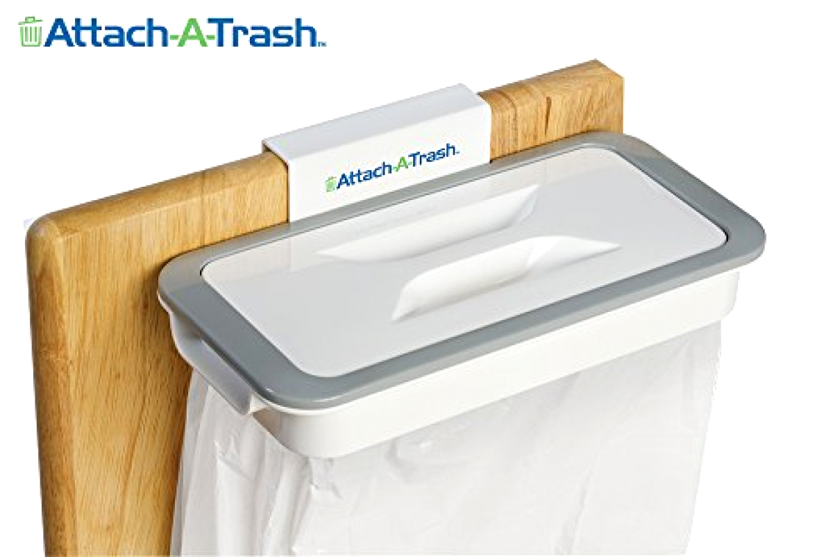 Image result for Attach a trash