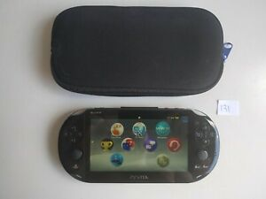 Console Sony PS Vita Wi Fi Version 2016 + Housse !!!!