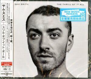 SAM-SMITH-THE-THRILL-OF-IT-ALL-JAPAN-CD-Bonus-Track-F56