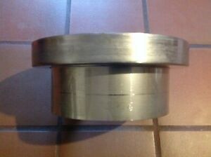 """8/"""" Anki or Isokern S//S stepped flue adaptor 125mm to 200mm 5/"""""""