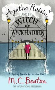 Agatha-Raisin-and-the-Witch-of-Wyckhadden-By-M-C-Beaton