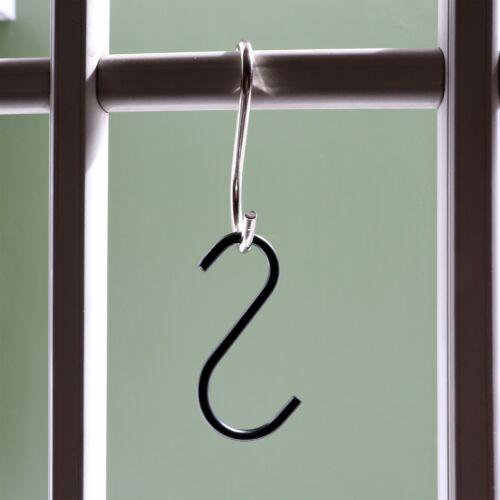 Heavy Duty S Hooks Metal S Shaped Hooks Hanging Hooks Kitchenware Hangers Pots