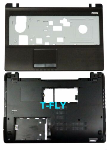 New ASUS K53 K53U X53U X53Z Upper Palmrest Case Bottom Case Cover AP0K3000200 US