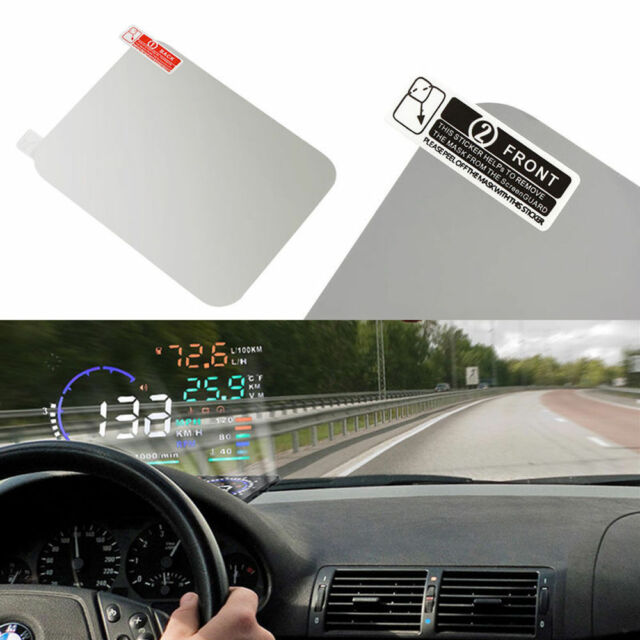Pro Special Premium HUD Head Up Display Reflective Film For Car Without Mucilage