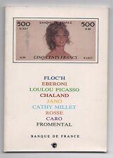 FLOC'H - CHALAND;;;Banque de france. Carton Editions 1986. EO. neuf