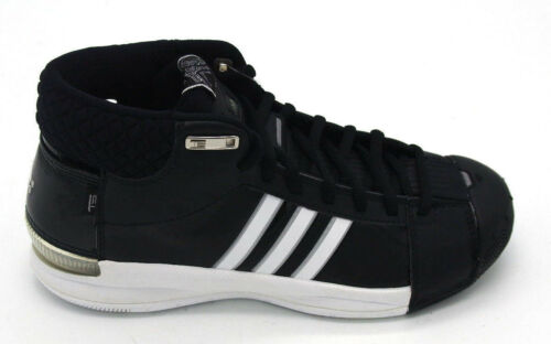 M Adidas Pro en box negro 6 y mujer Zapatillas Ts Nuevo de blanco W baloncesto para 0ZWwHX