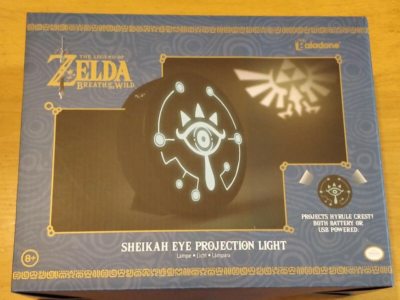 Nintendo The Legend Of Zelda Sheikah Eye Projection Light Mood