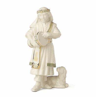Lenox 879301 First Blessing Nativity Drummer Boy Figurine