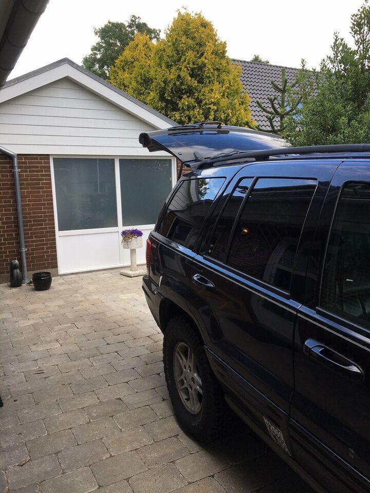 Jeep, Grand Cherokee, Benzin