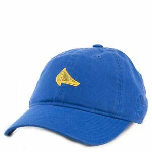 4f710a396 Details about Golden State Warriors M&N NBA Elements Slouch Hat Cap Lid  Adjustable Golden Gate