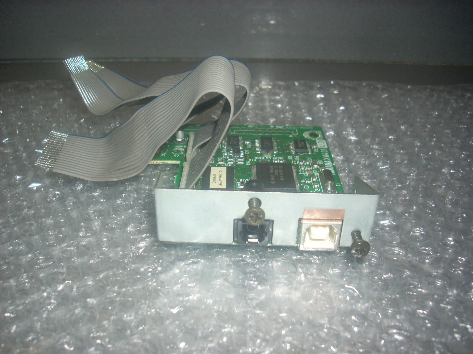 Yamaha Motif 6,7,8 XW 401 UD ADAT AND USB PANEL BOARD UNIT  World Ship OK