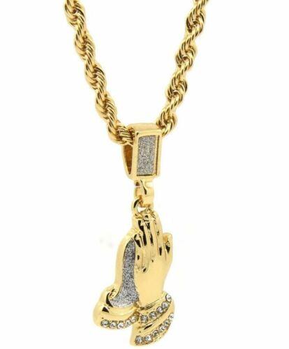 Cadena para Hombre de Oro chapado 14k Moda Casual Collar Colgante Joyería Lujo