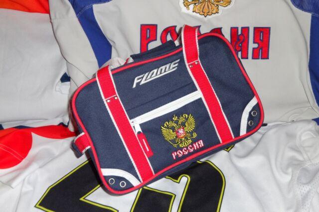 KHL Team RUSSIA Pro Stock Hockey Equipment SHOWER Bag