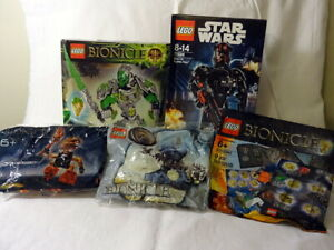 LEGO-BIONICLE-Star-Wars-Constraction-Sets-Assorted-Characters