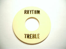 göldo Rythm//Treble Plate Unterleg-Platte für Toggle Switch crème