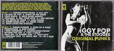 2CD 28T IGGY POP & THE STOOGES ORIGINAL PUNKS 2006