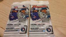 Bowman MLB Baseball Cards - Pack of 2