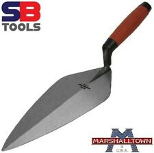 "Marshalltown M3412D Brick Trowel Wide London Pattern 12/"" Durasoft Handle"