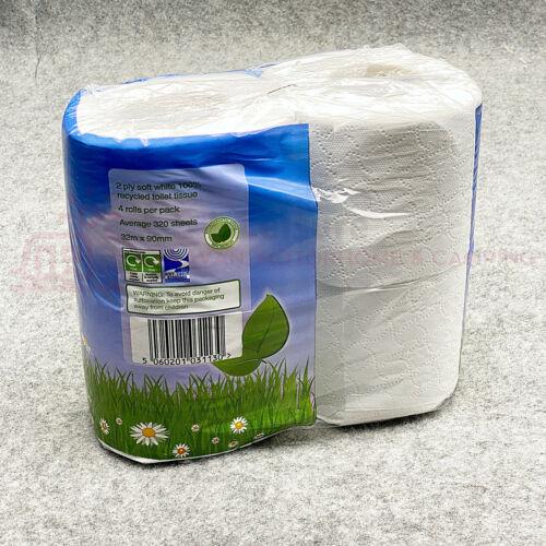 Eco-Roll Quick Dissolving Toilet Tissue Caravan AQ4025 Motorhome Toilet Paper