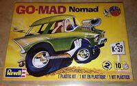 Revell Dave Deal's Go-mad Nomad Plastic Model Car Kit 4310