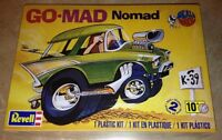 Revell Dave Deal's Go-mad Nomad Plastic Model Car Kit 4310 Damaged Box