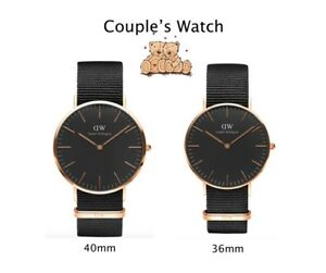 Couple-s-Watch-Daniel-Wellington-Black-Cornwall-DW00100148-DW00100150-crzycod