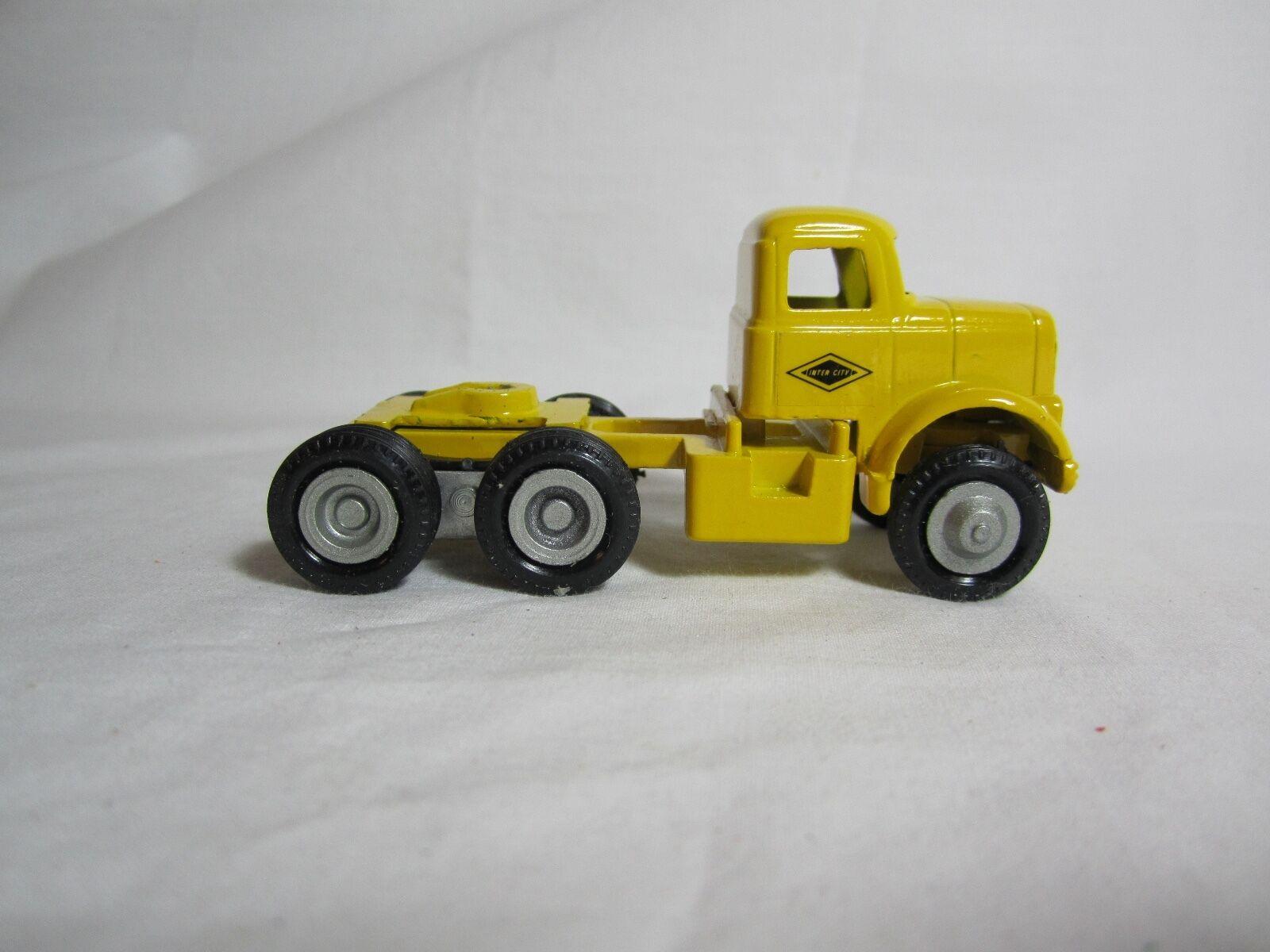 Winross 1981 Inter-ciudad de camiones de servicio, servicio, servicio, Inc. blancoo 9000 camión de carga 8733c1