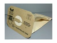 24 Aerus Electrolux Canister Style C Vacuum Cleaner Bags Made I... Free Shipping