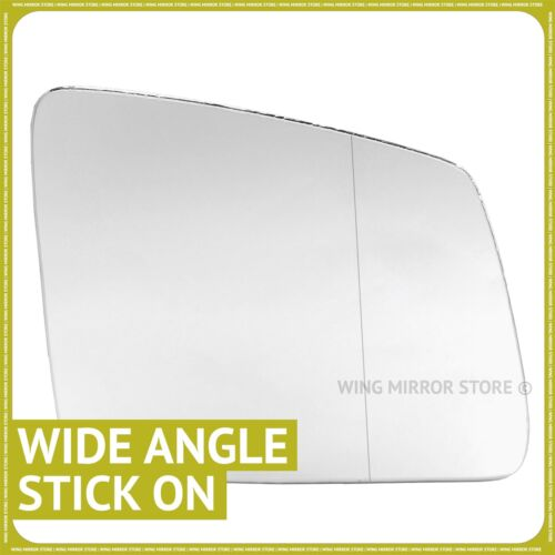 Right hand Driver side for Mercedes GLE 15-17 wing mirror glass Wide Angle