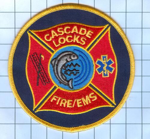 Fire Patch Cascade Locks